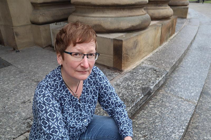 Verena Großkreutz, Journalistin Stuttgart